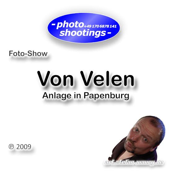 Foto-Show: Von Velen Anlage in Papenburg, Fotokunst-ART