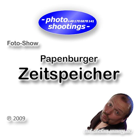 Foto-Show: Zeitspeicher in Papenburg, Fotokunst-ART