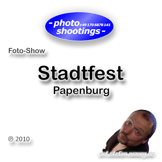Foto-Show: Stadtfest in Papenburg