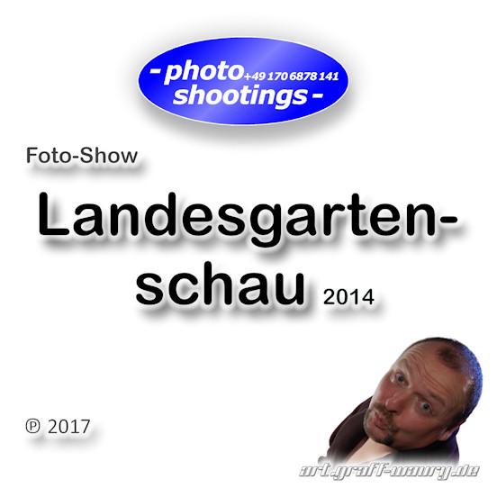 Foto-Show: Landesgartenschau 2014