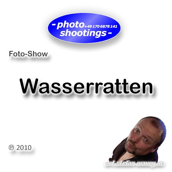 Foto-Show: Wasserratten