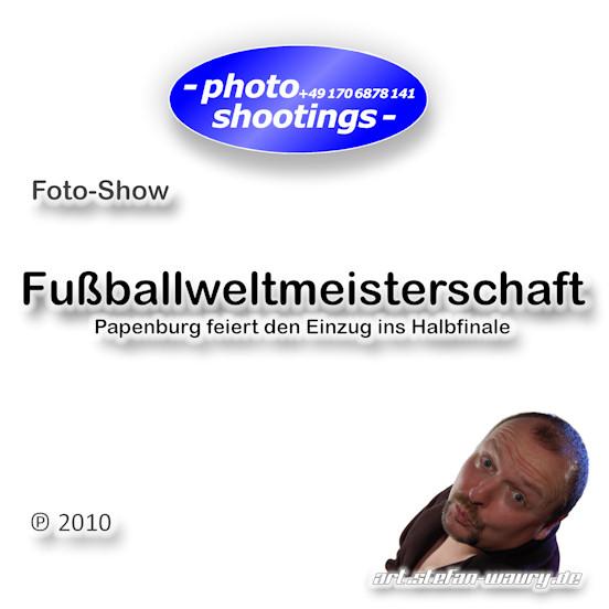 Foto-Show - Fußball WM - Halbfinale